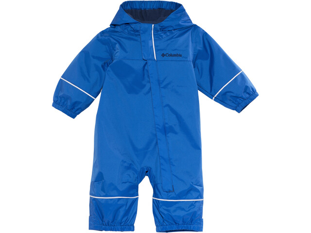 Columbia Snuggly Bunny Combinaison de pluie Enfant, super blue